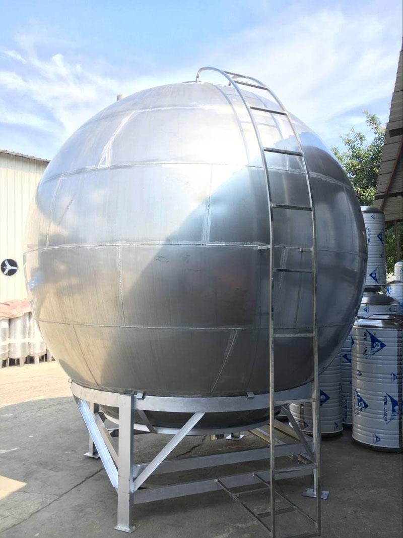 球形不銹鋼水箱